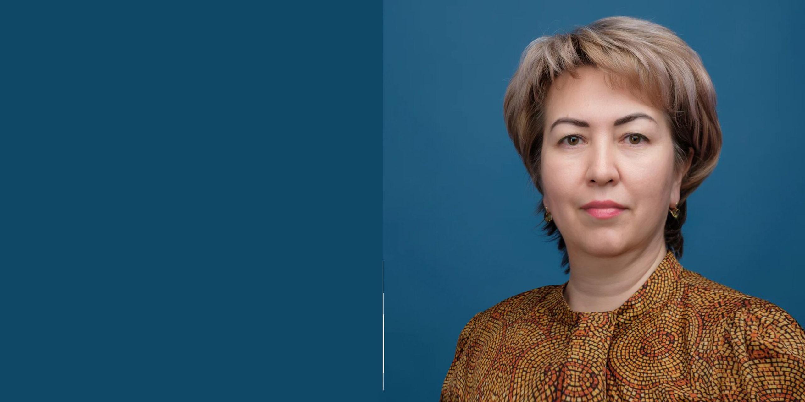 Хасянова Эльмира Владимировна, педагог-психолог центра Эмпатия