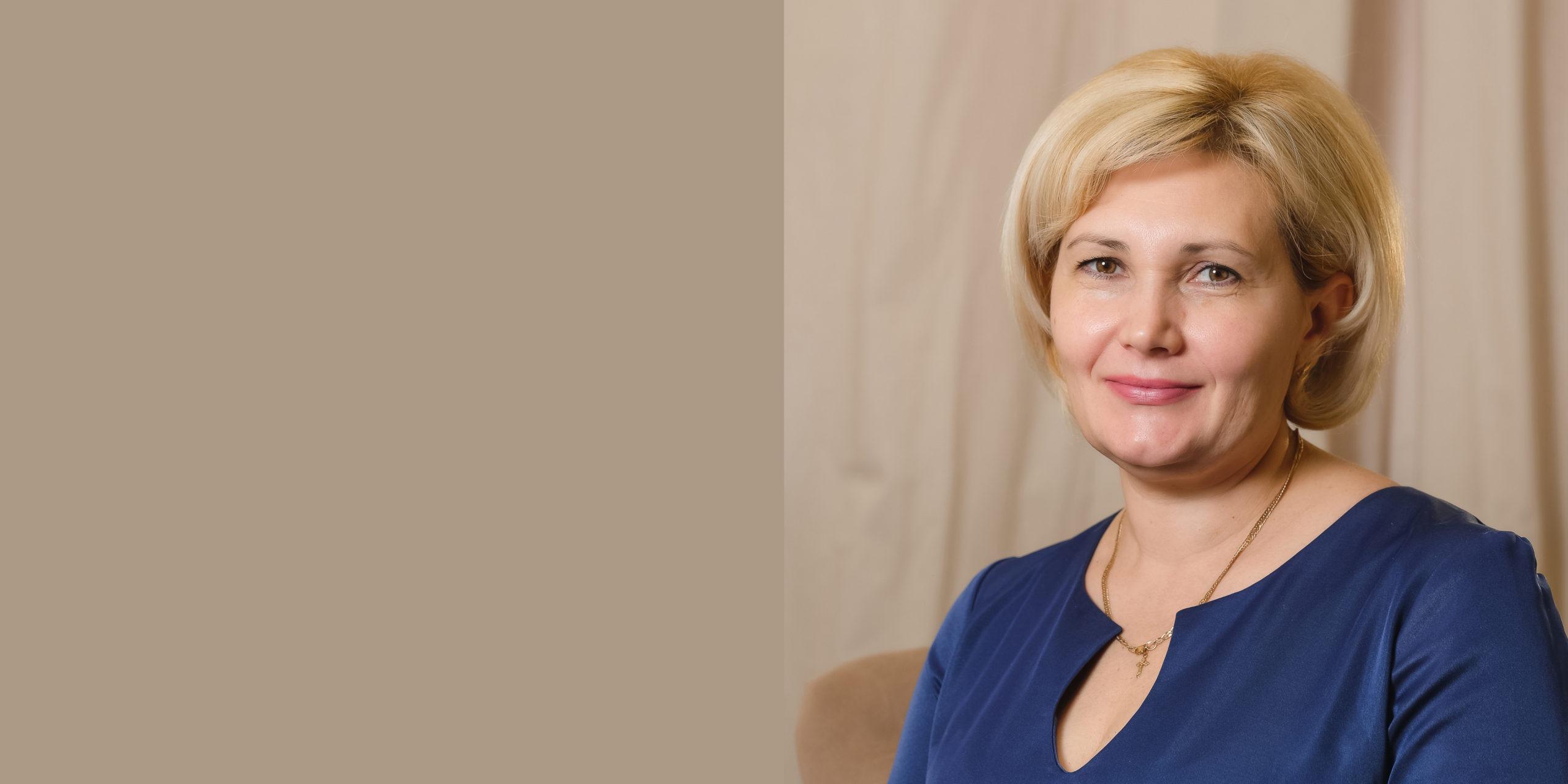 Наталия Дорофеева, начальник отдела методического обеспечения центра Эмпатия