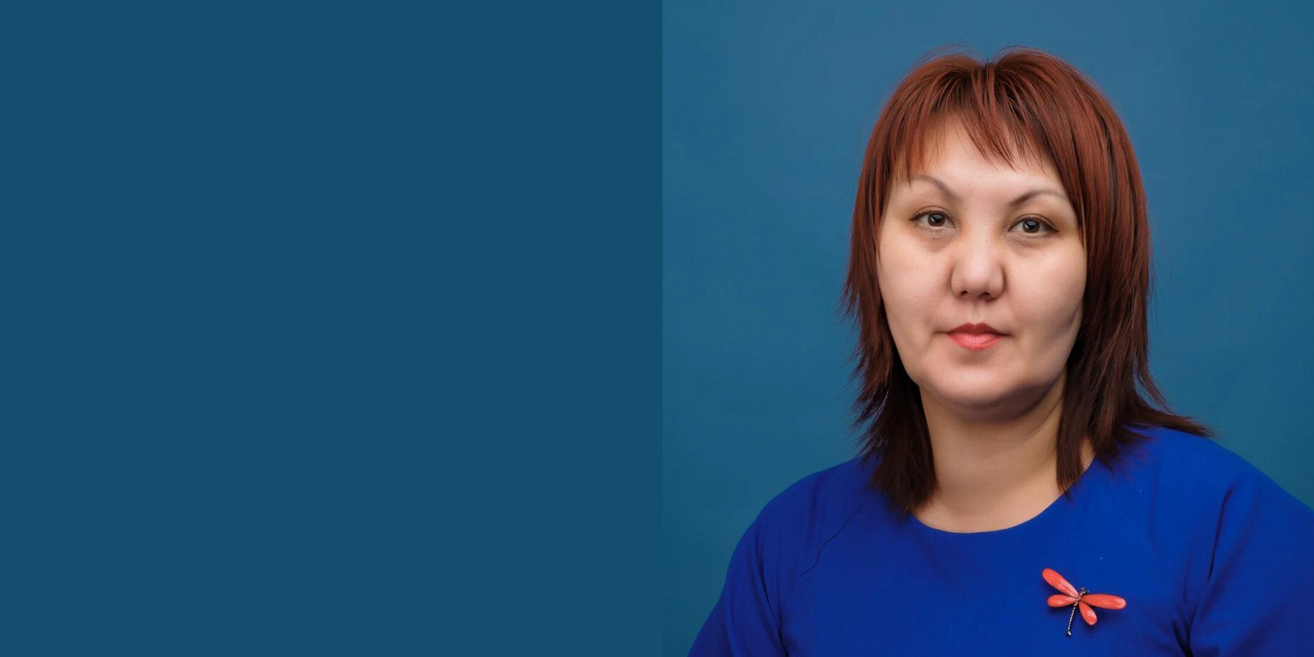 Досаева Руфина Наримановна, педагог-психолог центра Эмпатия