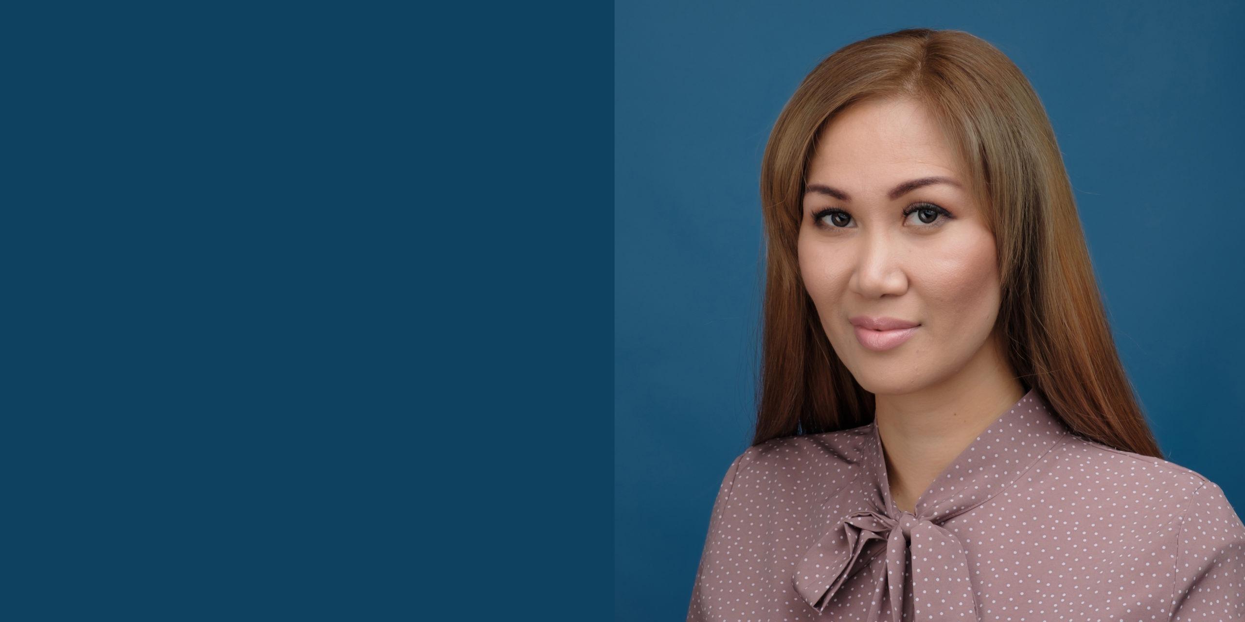 Елена Таушанова, начальник отдела организационного и правового обеспечения центра Эмпатия